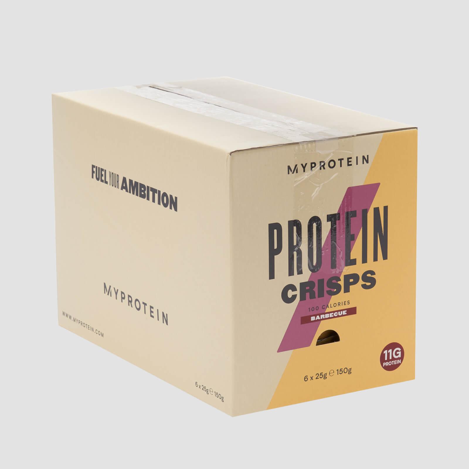 Chips protéinées - Barbecue