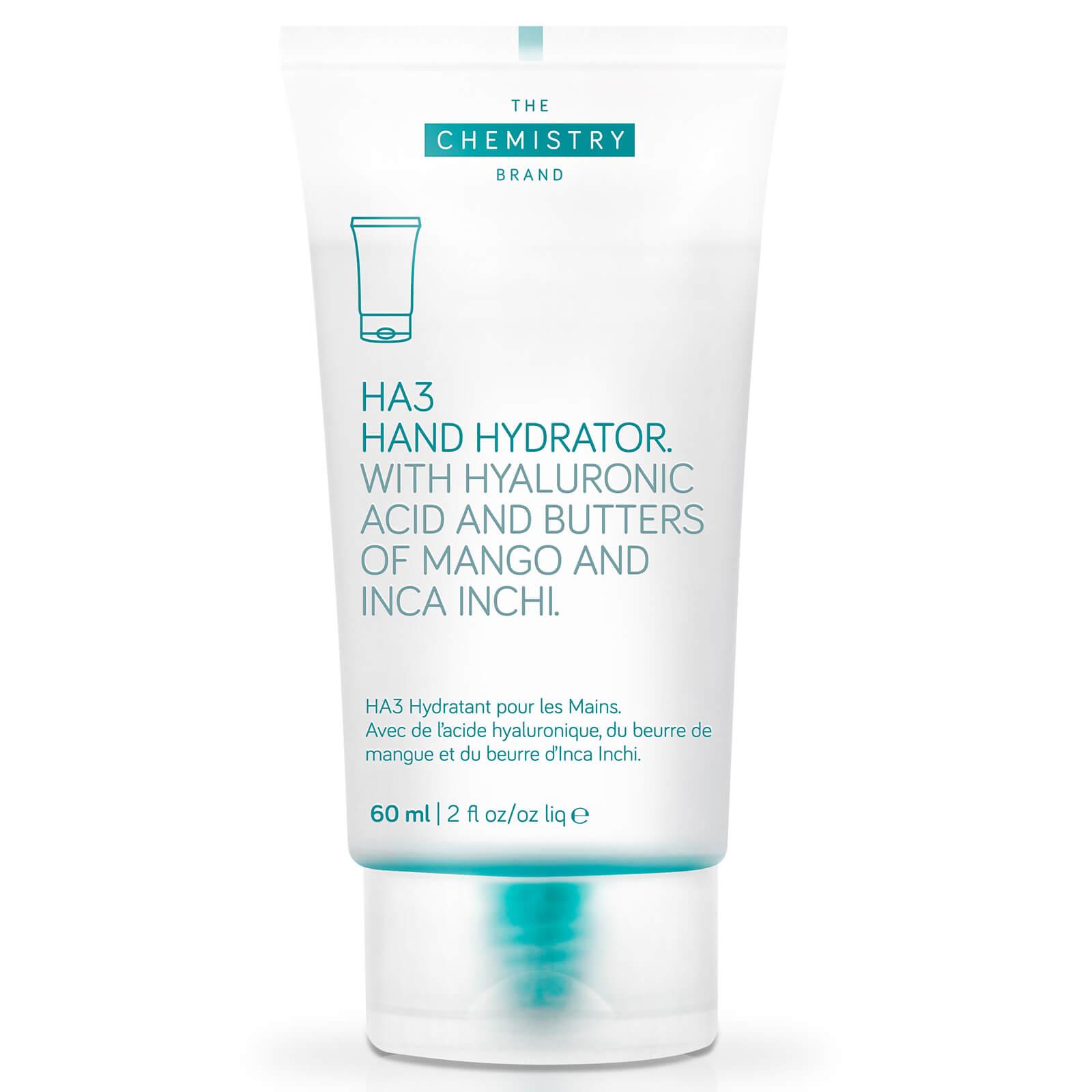 Купить Увлажняющий крем для рук с гиалуроновой кислотой Chemistry Brand Ha3:Triple Function Hyaluronic Rich Hydrator Hand Cream 60мл