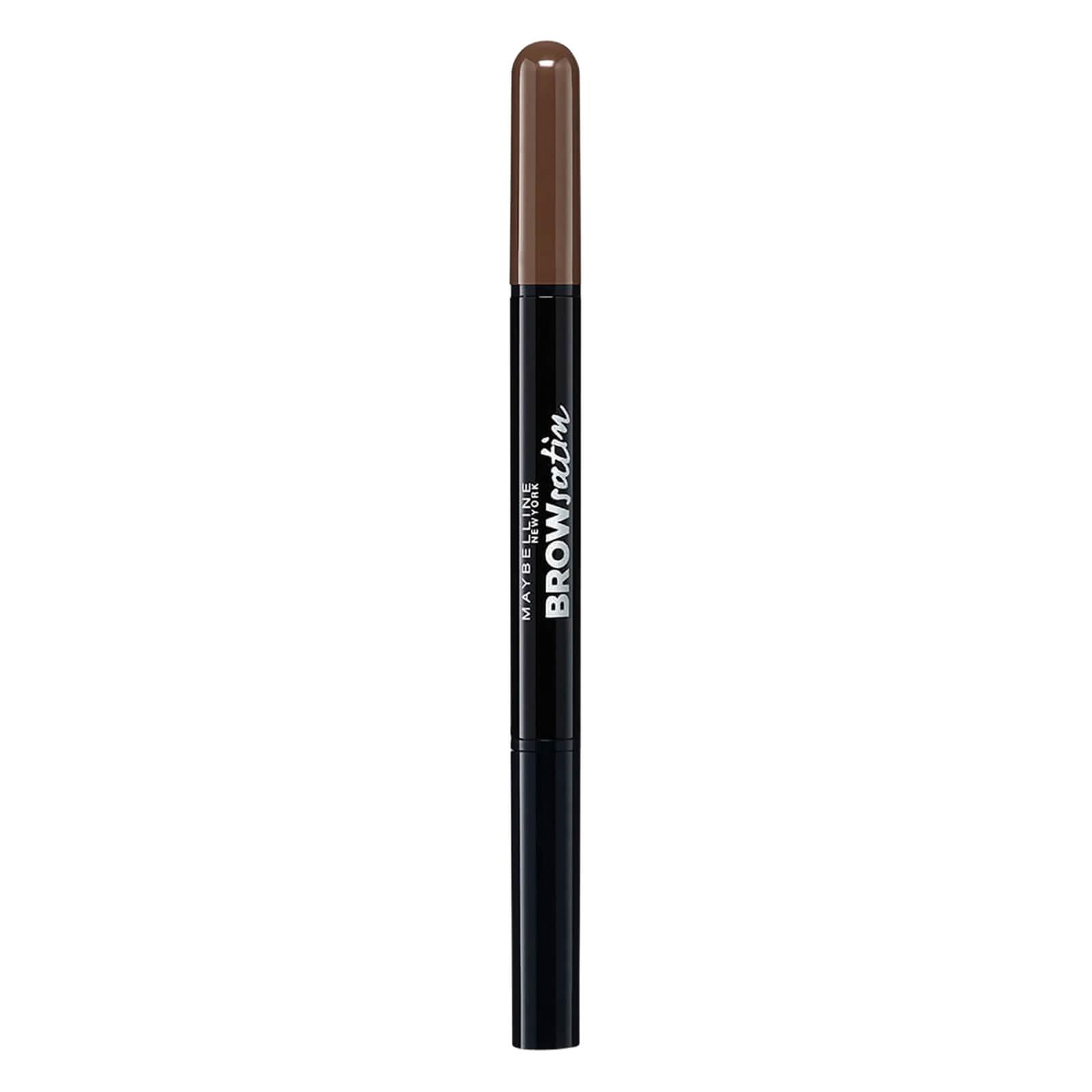 Image of Maybelline Brow Satin matita per sopracciglia (varie tonalità) - Dark Brown