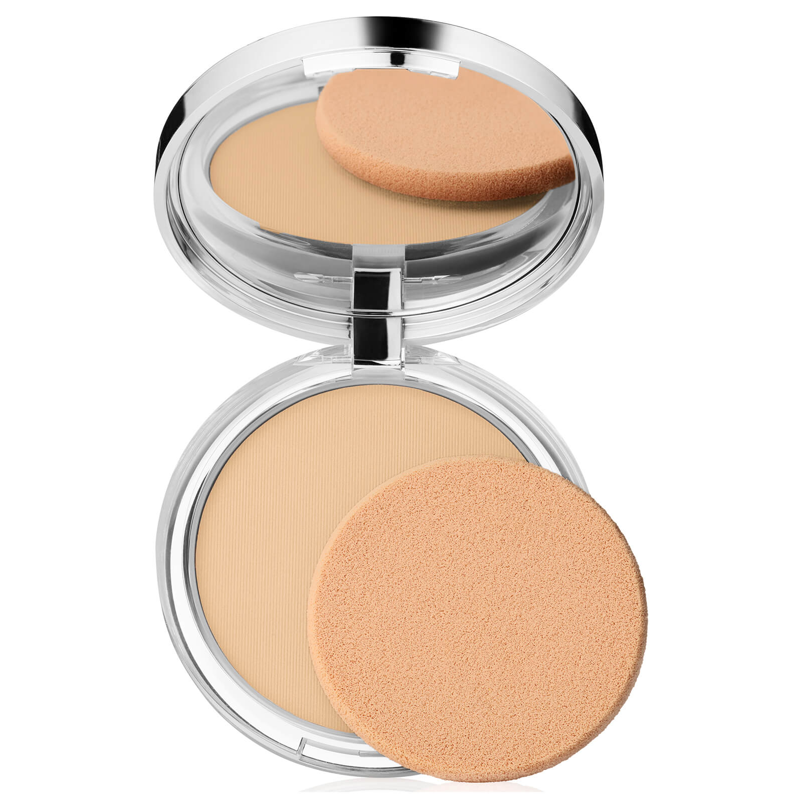 Clinique Stay-Matte Sheer Pressed Powder Oil-Free 7.6g (Various Shades) - Invisible Matte