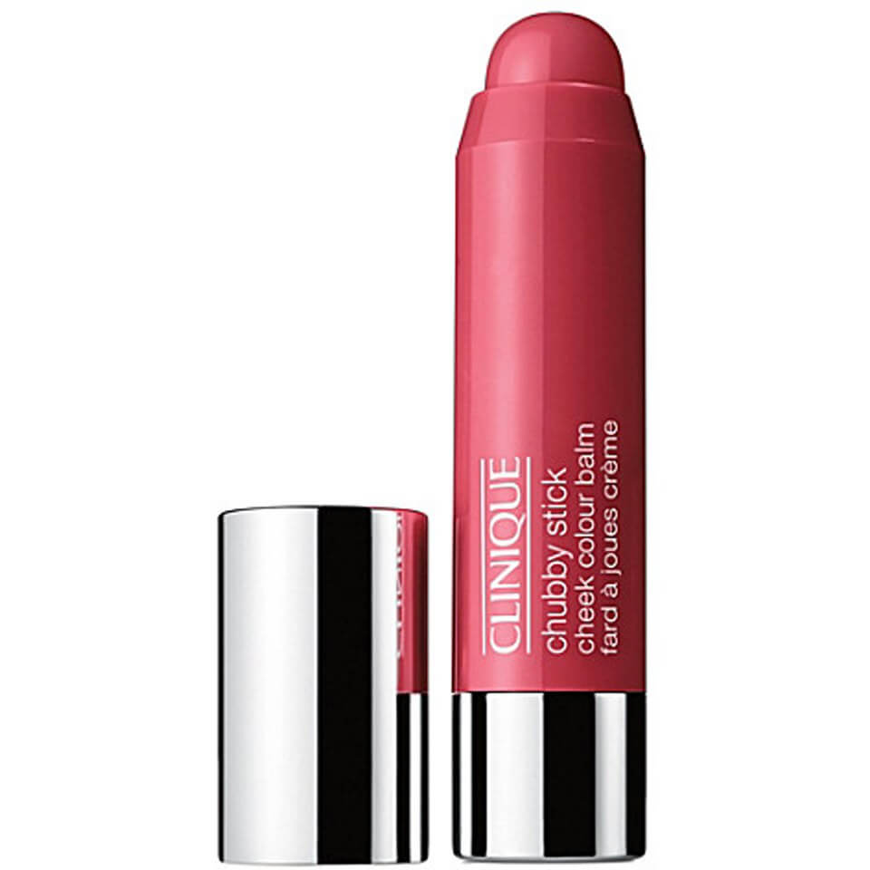 Clinique Chubby Stick Cheek Colour Balm 6g (Various Shades) - Roly Poly Rosy
