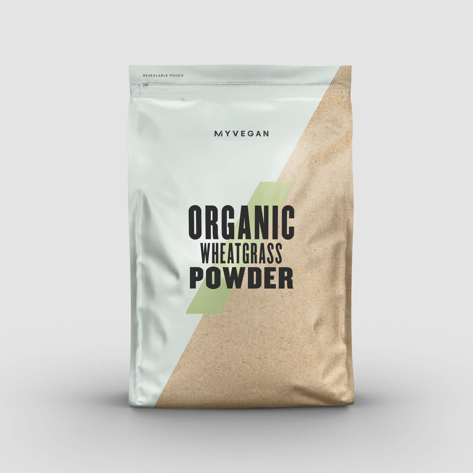 Купить Порошок ростков органической пшеницы - 250g - Натуральный вкус, Myprotein International
