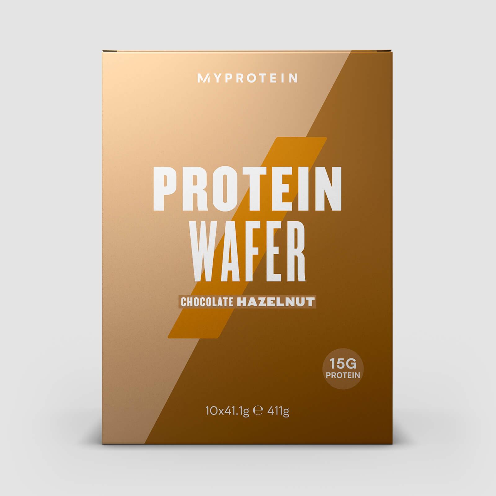 Купить Протеиновые вафли - Шоколад и фундук, Myprotein International