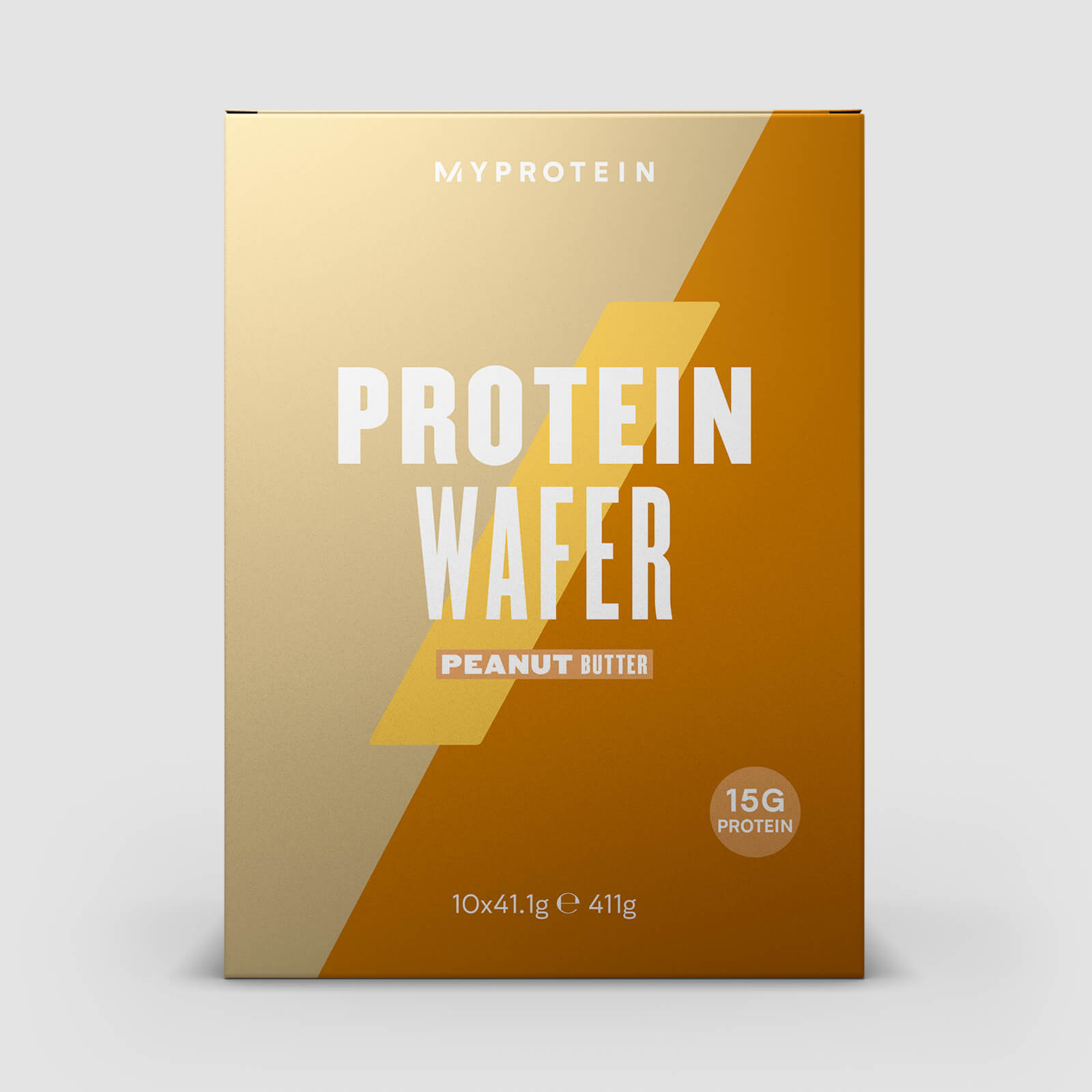 Купить Протеиновые вафли - Арахисовая паста, Myprotein International
