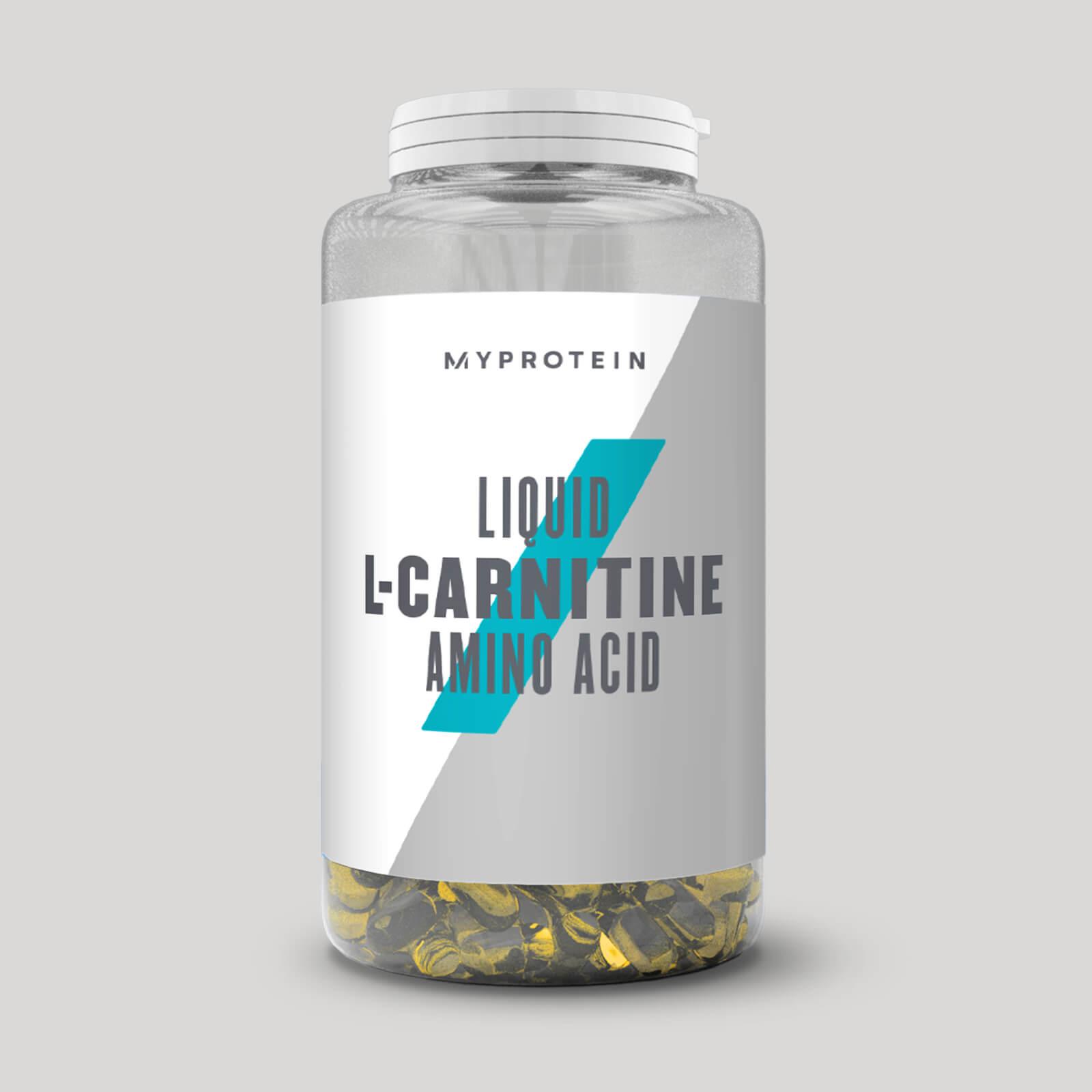 L-Carnitine liquide en capsules - 90Gélules - Sans arôme ajouté