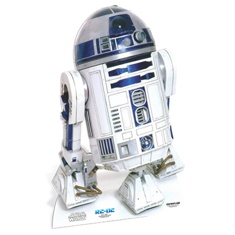 Image of Star Wars R2-D2 Cut Out