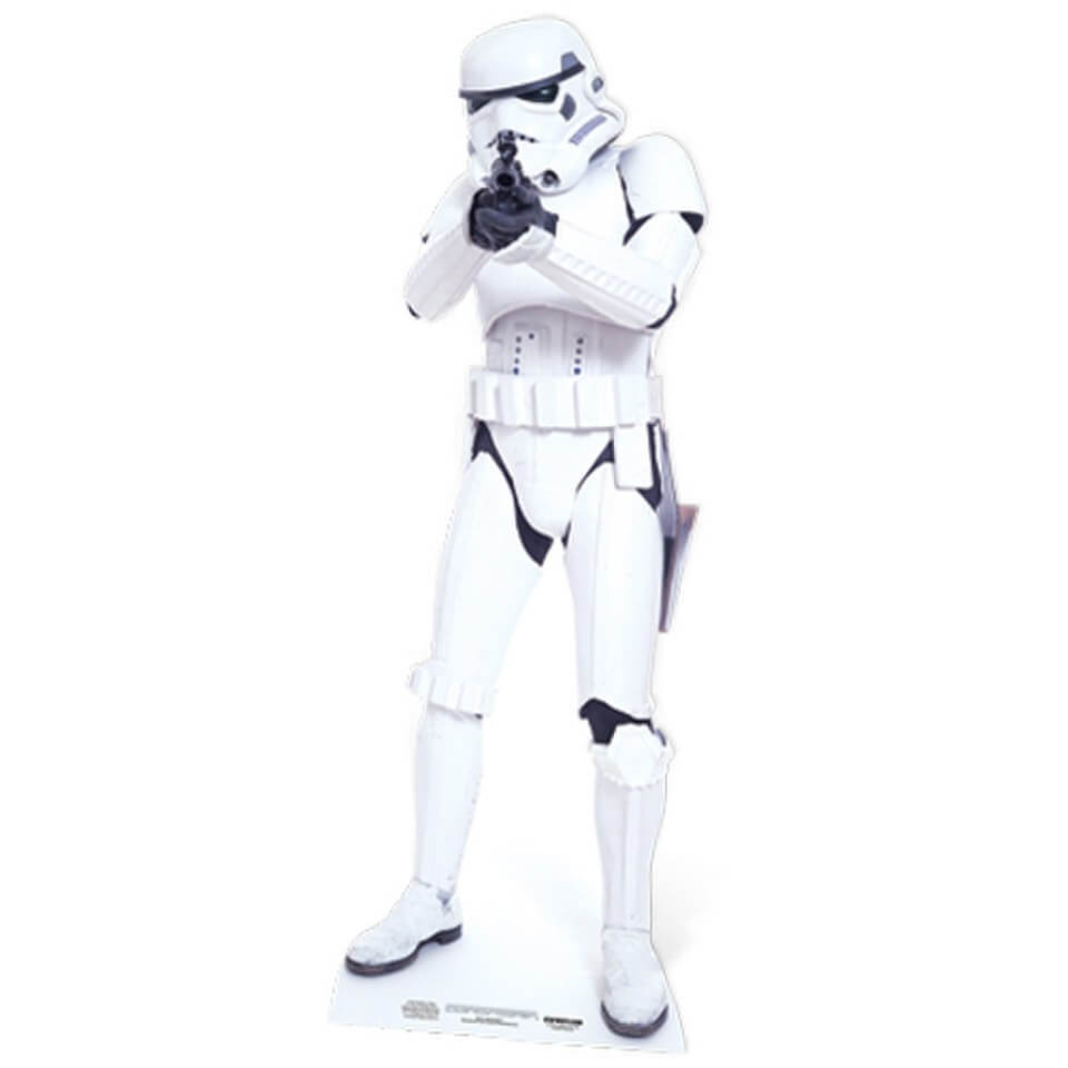 Image of Star Wars Stormtrooper Cut Out