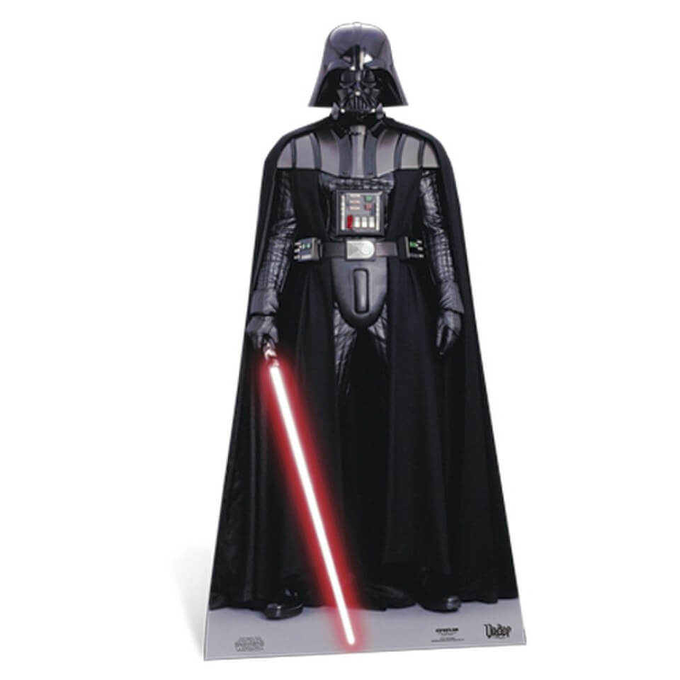 Image of Star Wars Darth Vader Cut Out