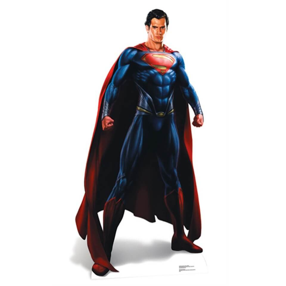 Image of DC Comics Superman Man of Steel Cut Out