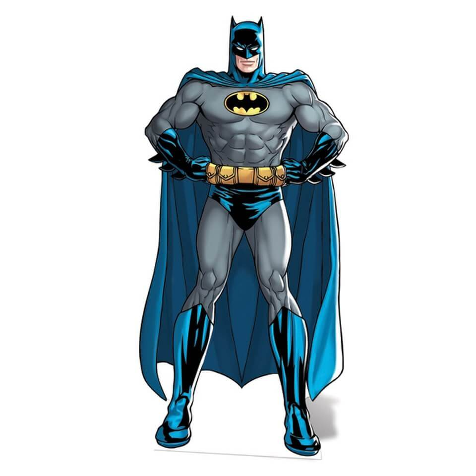 Image of DC Comics Batman Cut Out