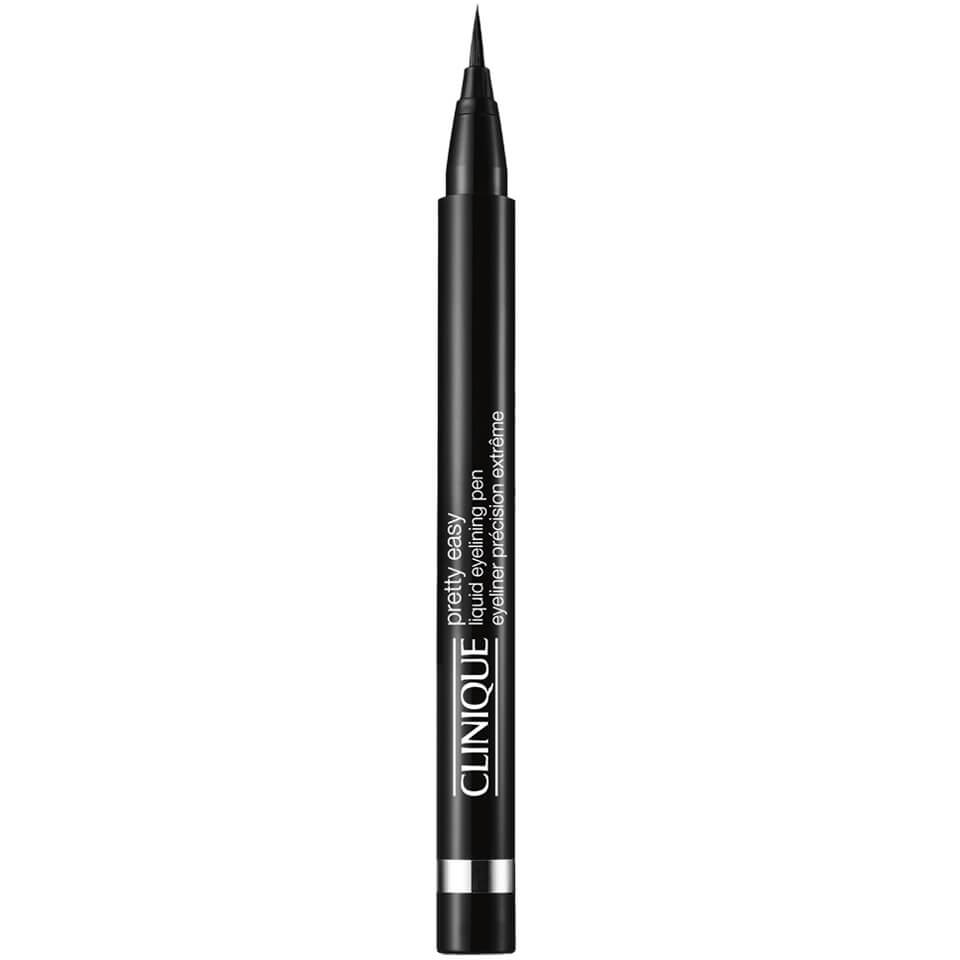 Clinique Pretty Easy Liquid Eyelining Pen (Various Shades) - Black