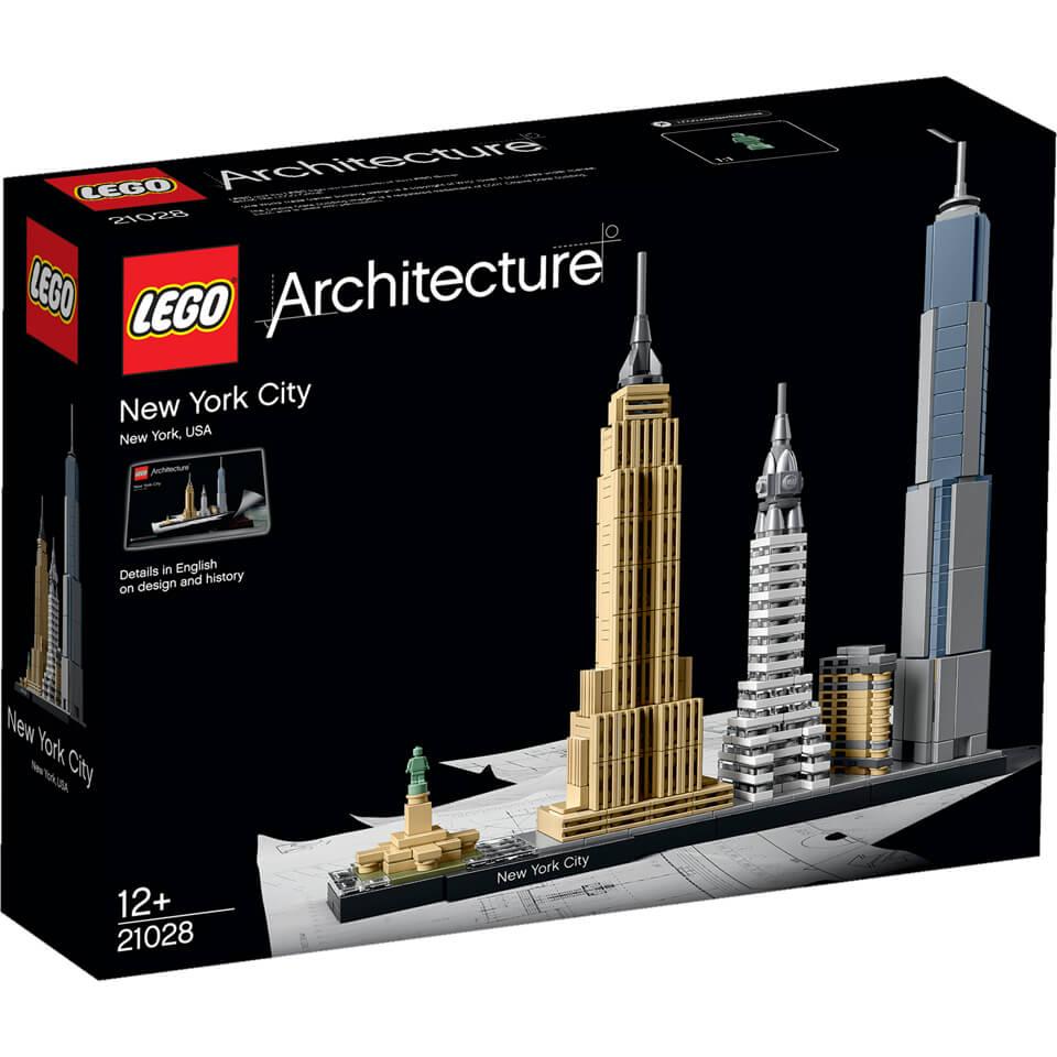 LEGO Architecture: New York City: Skyline Building Set (21028)
