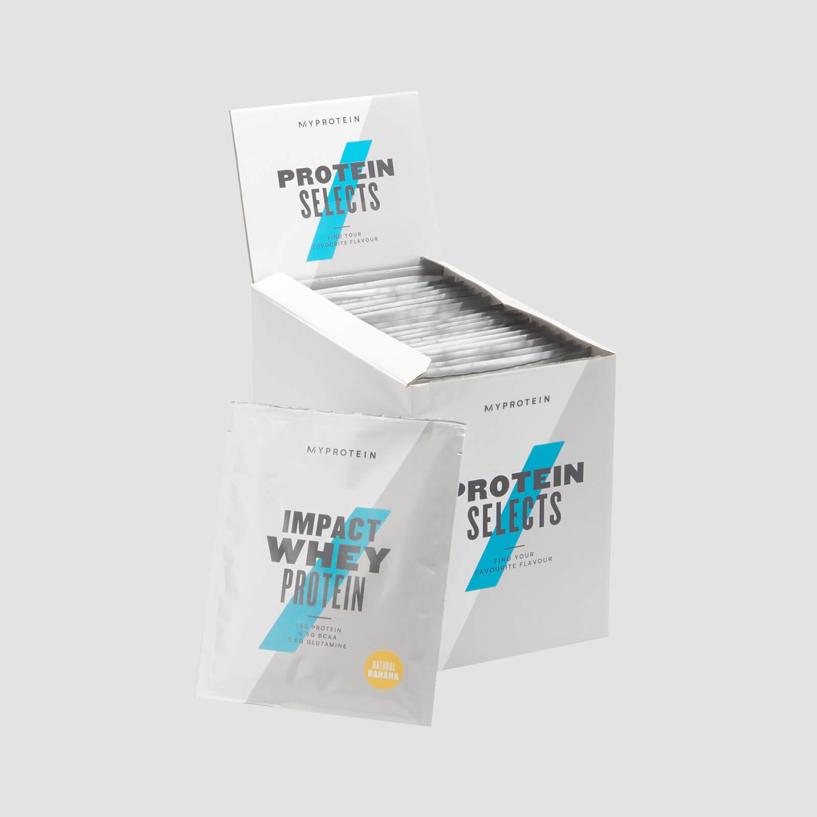 Box d'échantillons impact Whey