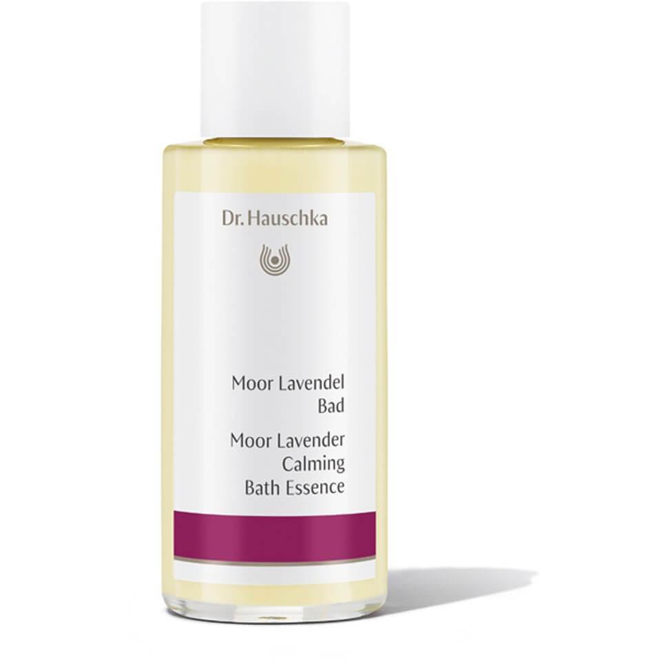 Dr. Hauschka Moor Lavender Calming Bath Essence (100ml)