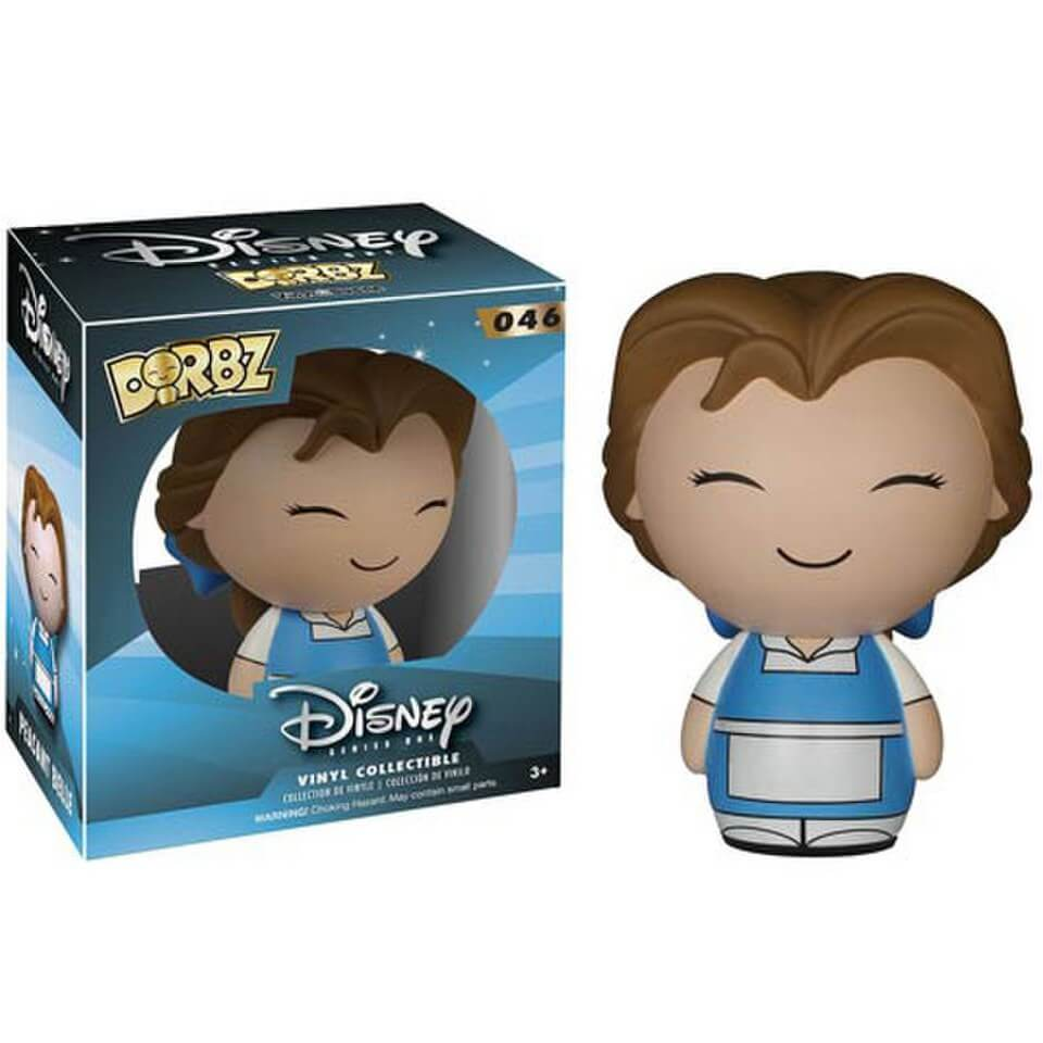 Image of Disney Beauty And The Beast Peasant Belle Dorbz Action Figure