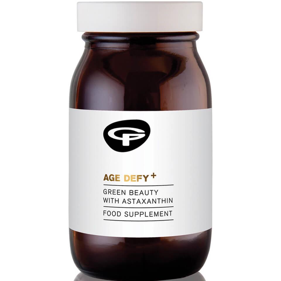 Green People Age Defy+ Green Beauty integratore alimentare con astaxantina (60 capsule)