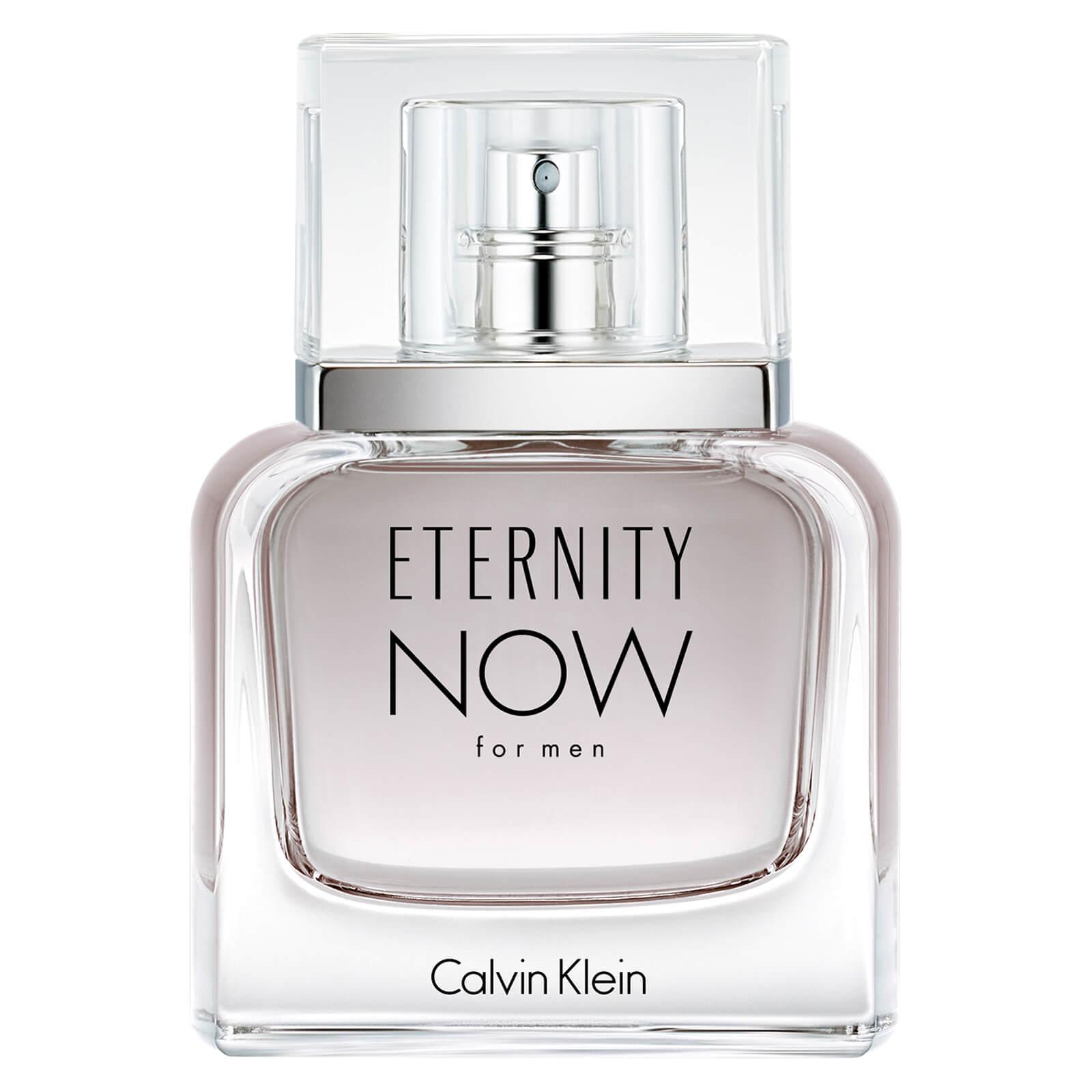 Eau de Toilette Eternity Now para Homem da Calvin Klein - 30ml