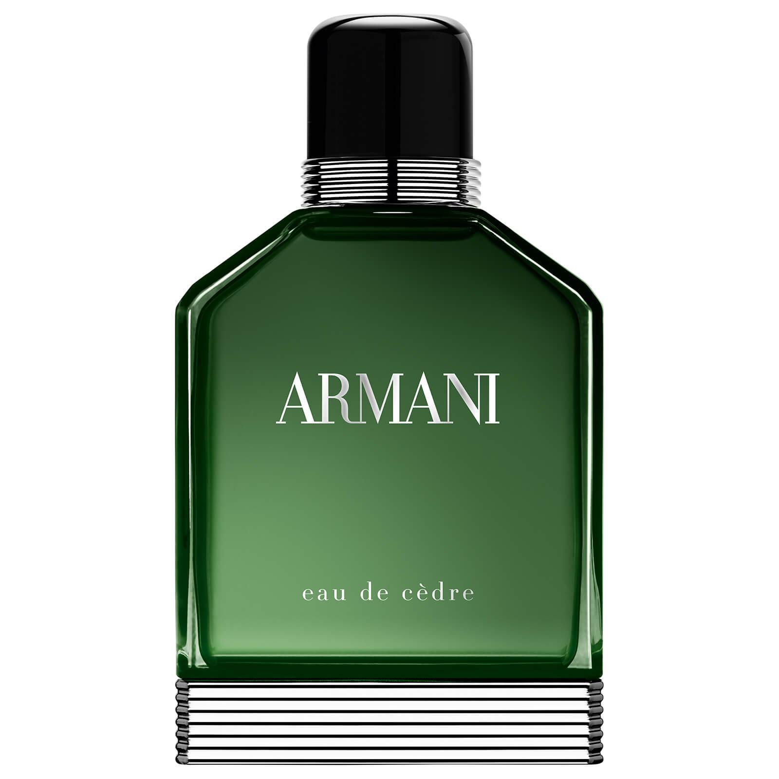 Armani Eau de Cedre Eau de Toilette (Various Sizes) - 100ml