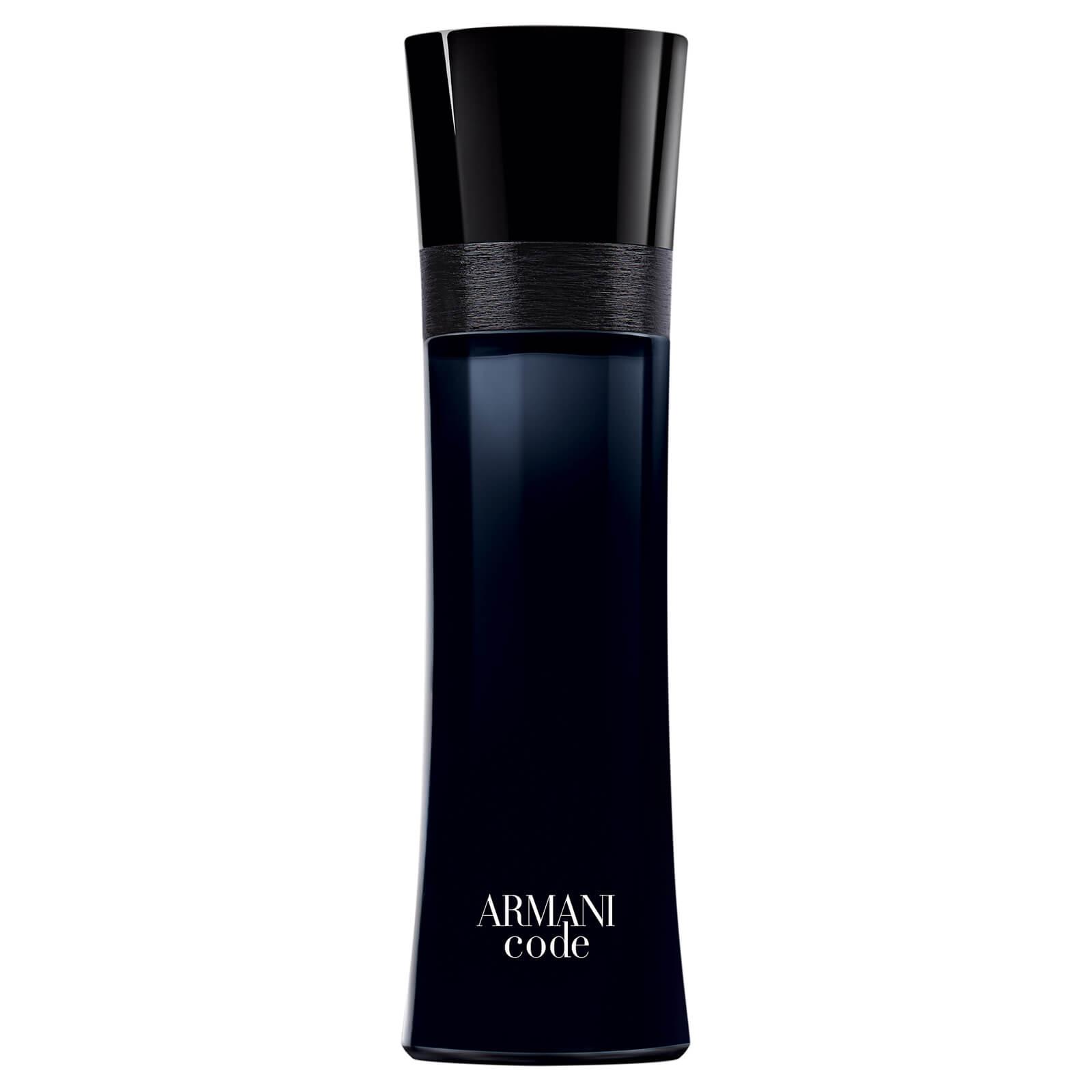 Armani Code Eau de Toilette (Various Sizes) - 125ml