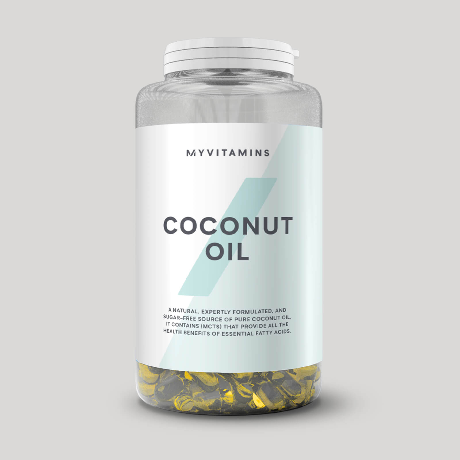 Myprotein Coconut Oil Softgels - 90Softgels
