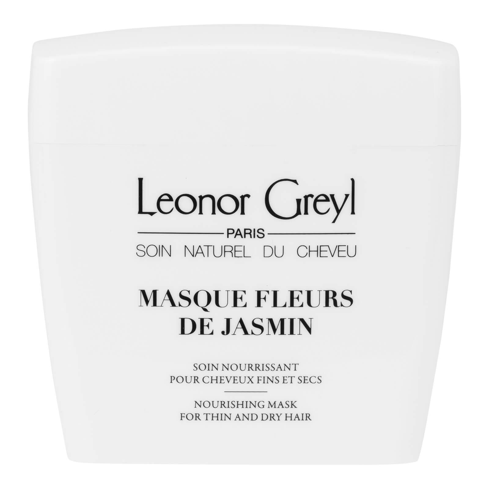 Leonor Greyl Masque Fleurs de Jasmin (Beautifying Mask for All Hair Types)