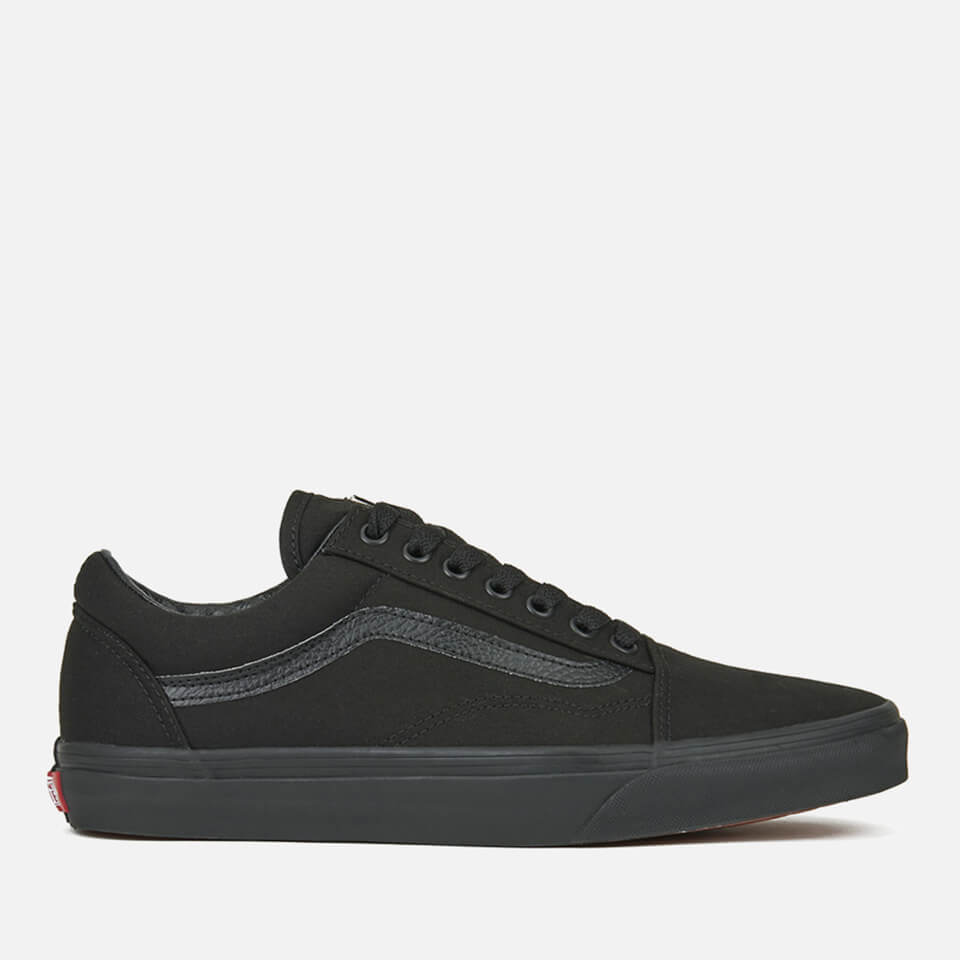 Click to view product details and reviews for Vans Old Skool Trainers Black Uk 3.