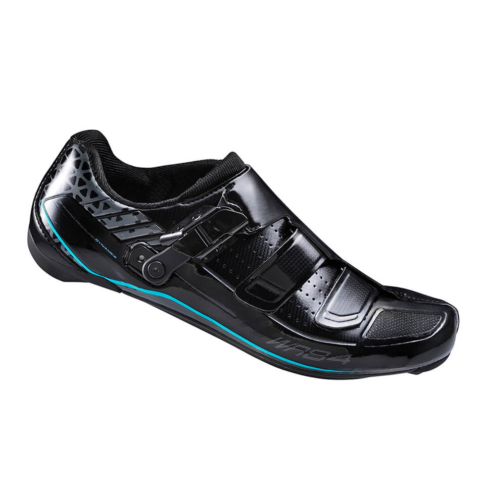 Shimano WR84 SPD-SL Cycling Shoes – Black – EUR 37 – Black
