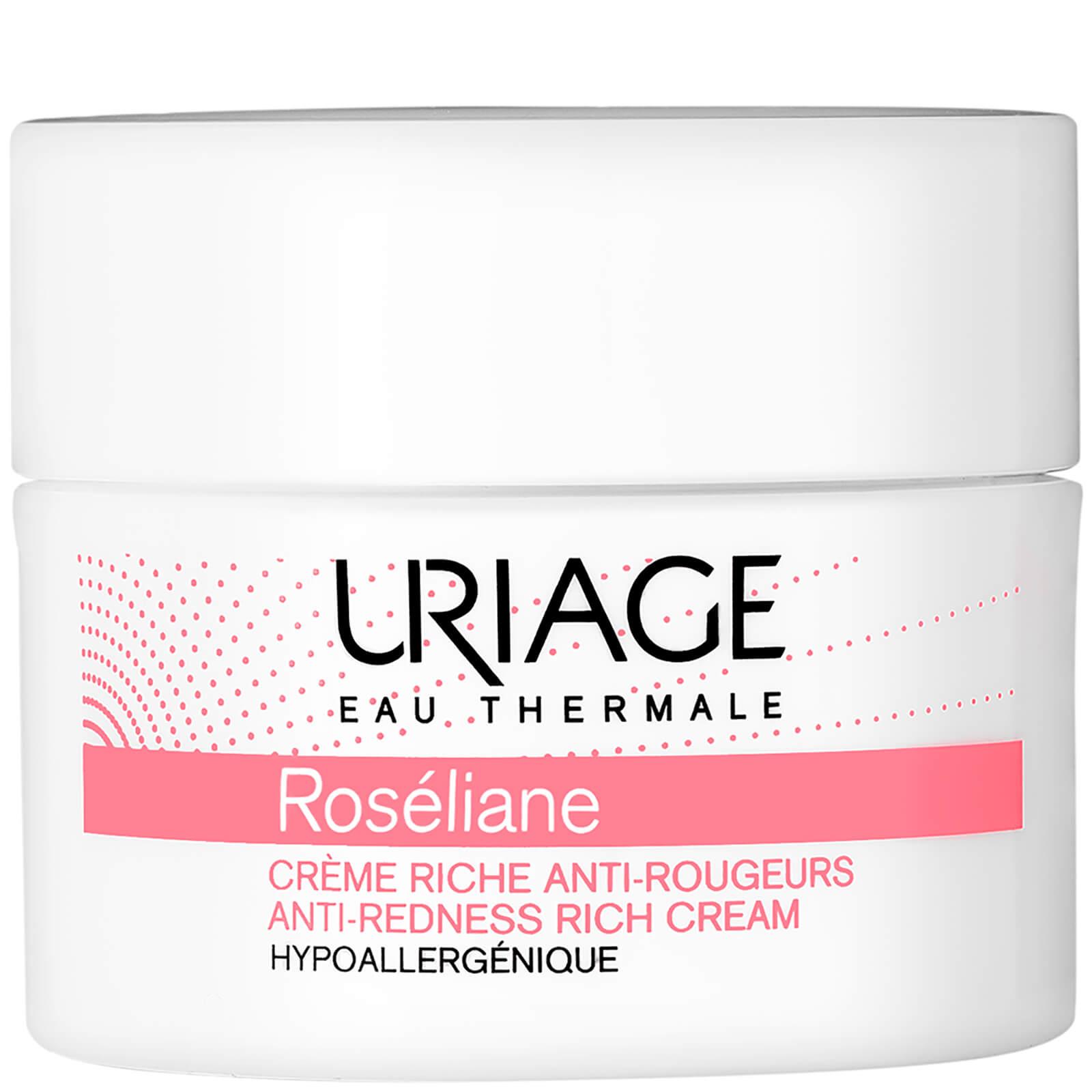 Купить Питательный крем против покраснений для сухой кожи Uriage Roséliane Anti-Redness Rich Cream for Dry Skin (40мл)