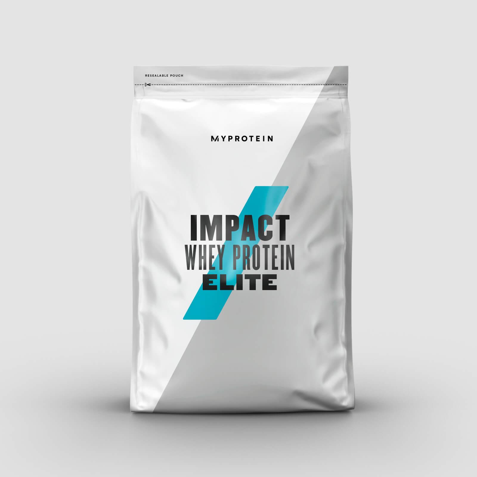 Impact Whey Protein Elite - 2.5kg - Клубника, Myprotein International  - купить со скидкой