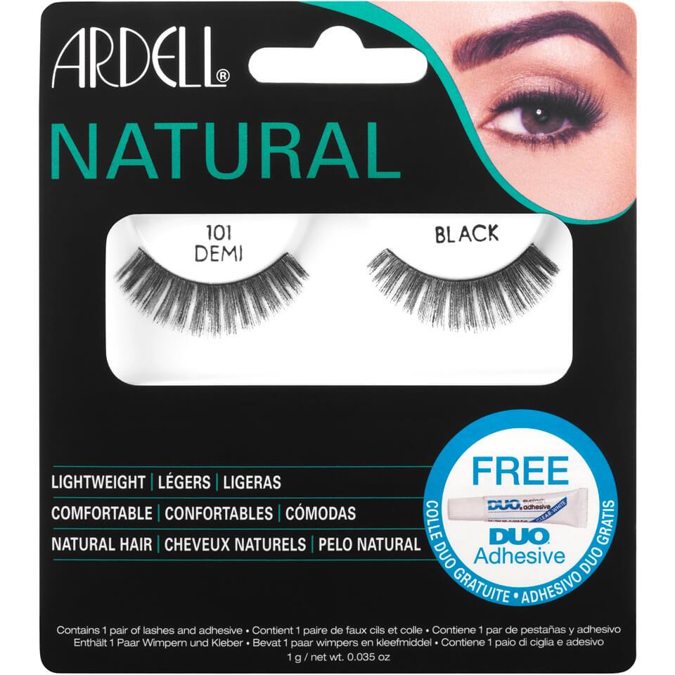 Ardell Natural Lashes 101 Demi Black