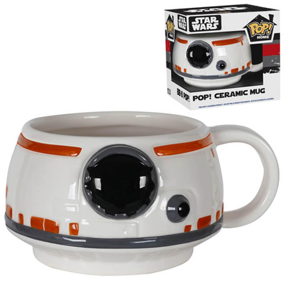 Star Wars BB 8 Pop! Home Mug