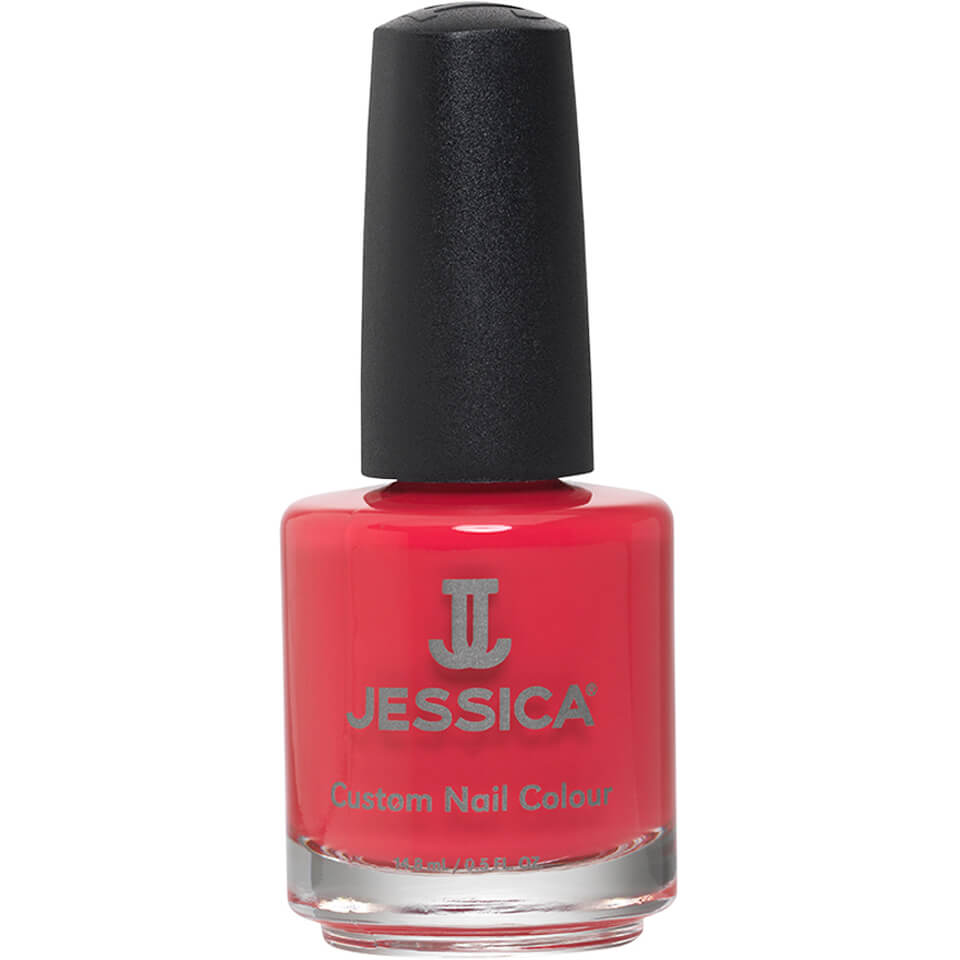 Jessica Nails Custom Colour Nail Varnish - Runway Ready