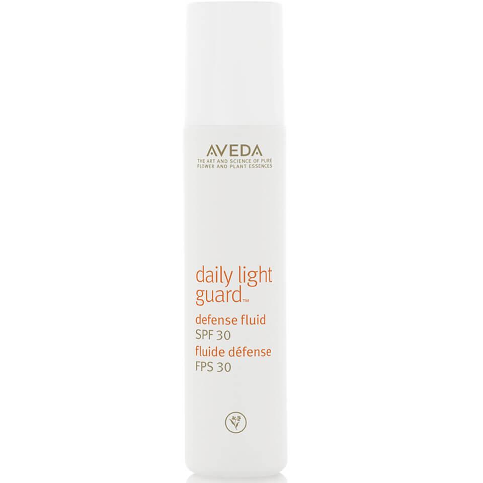 Aveda Daily Light Guard Defense Fluid for Skin SPF 30 30ml