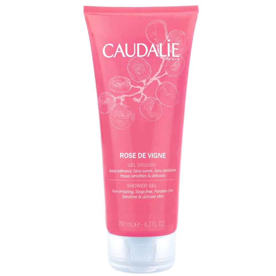 Caudalie Rose De Vigne Showergel 200 Ml