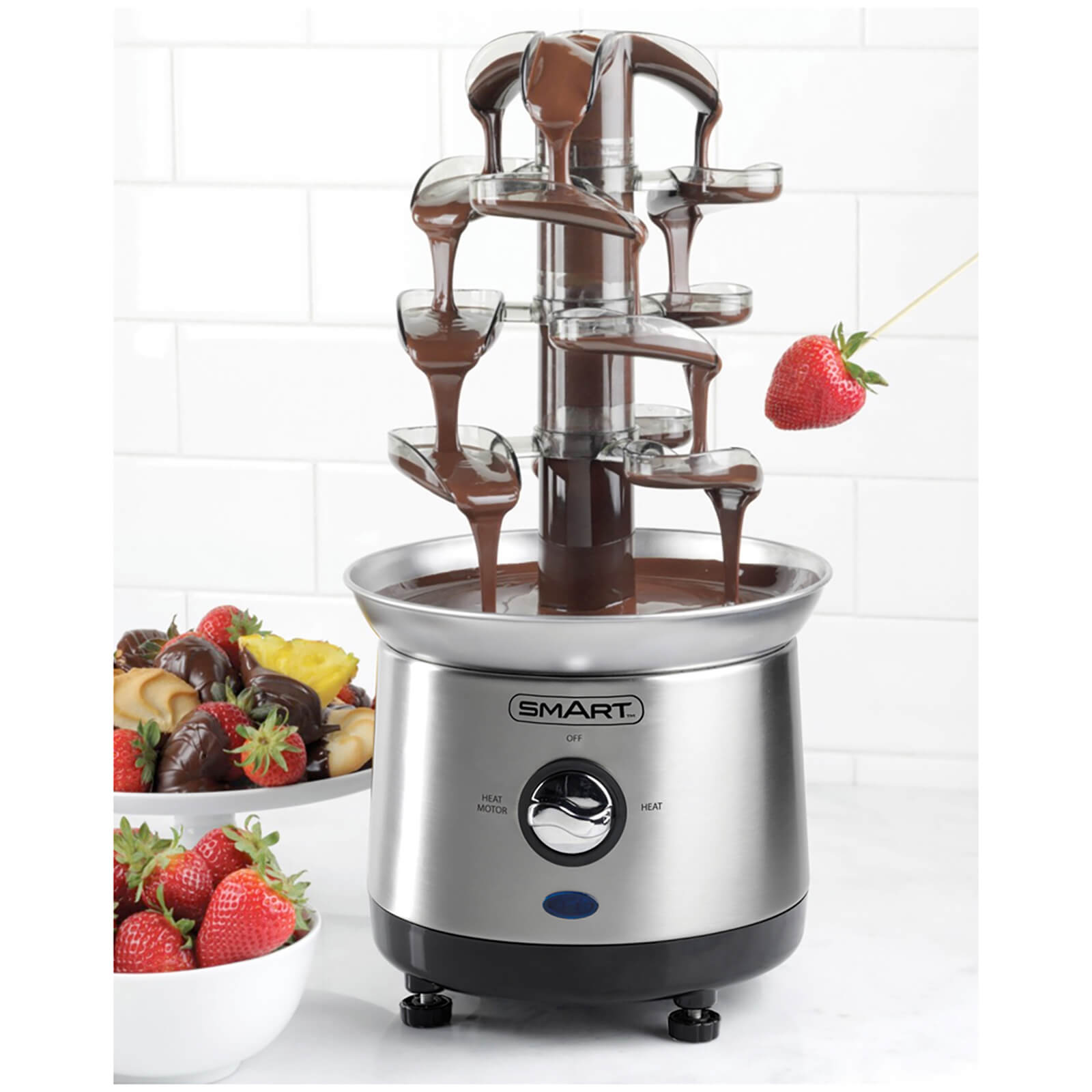 Image of SMART Cascading Chocolate Fountain