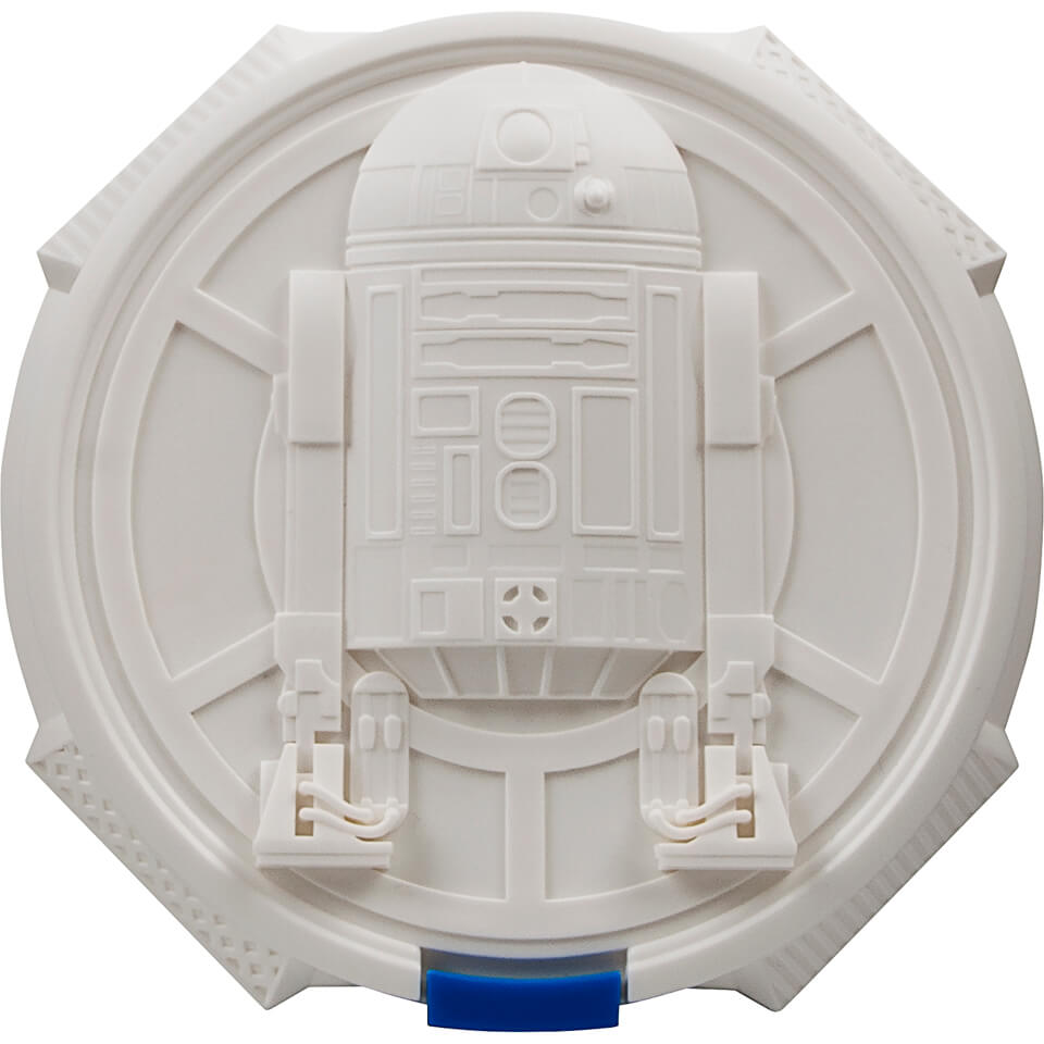 Star Wars R2-D2 Lunchbox - Wit