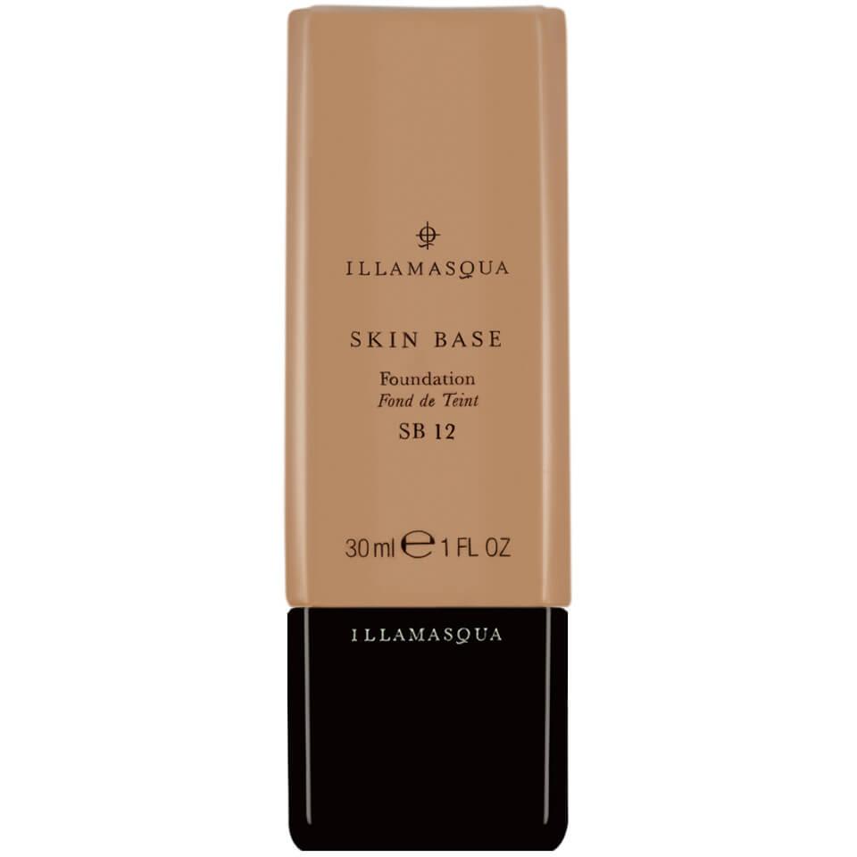 Illamasqua Skin Base Foundation -meikkivoide - 12