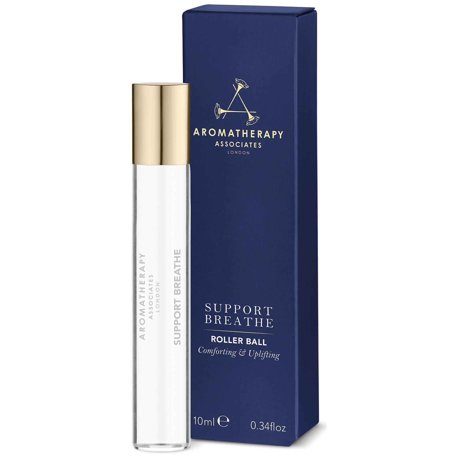Купить Шариковое парфюмерное средство для облегчения дыхания Aromatherapy Associates Support Breathe Roller Ball 10 мл