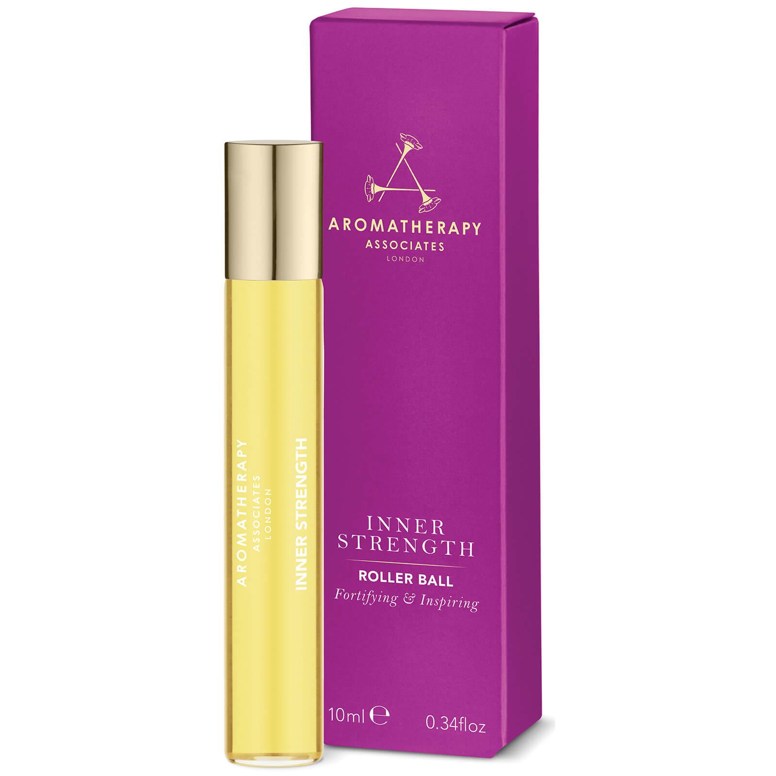 Купить Шариковое парфюмерное средство для восстановления внутреннего баланса Aromatherapy Associates Inner Strength Roller Ball 10 мл