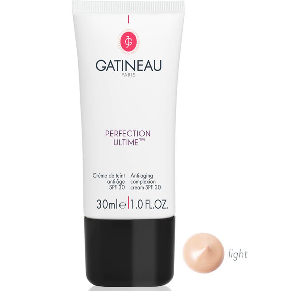 Купить Омолаживающий крем для лица Gatineau Perfection Ultime Anti-Ageing Complexion Cream SPF30 30 мл — Light (светлый)
