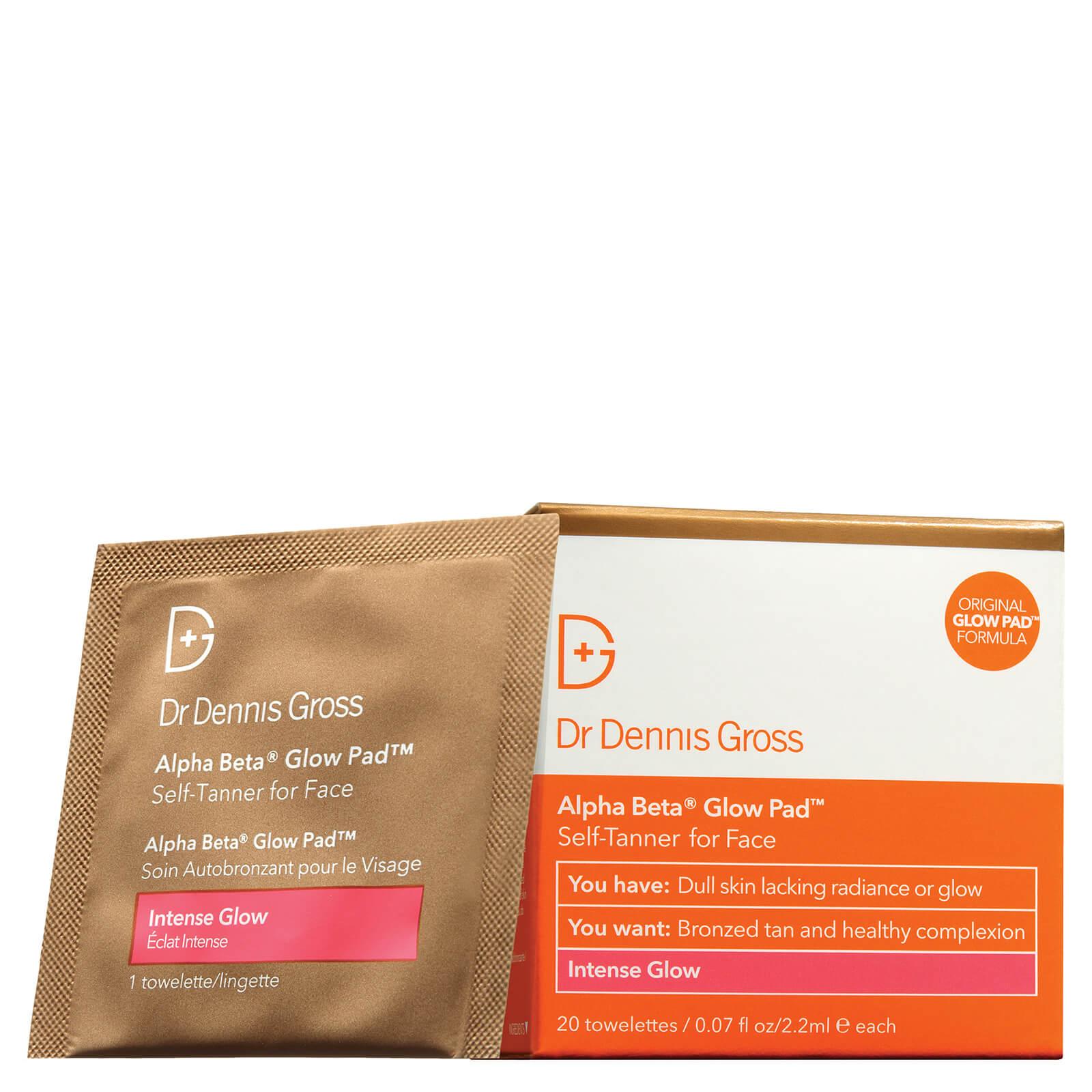 Купить Салфетки для лица Alpha Beta Glow Pad™ от Dr Dennis Gross (20 шт)