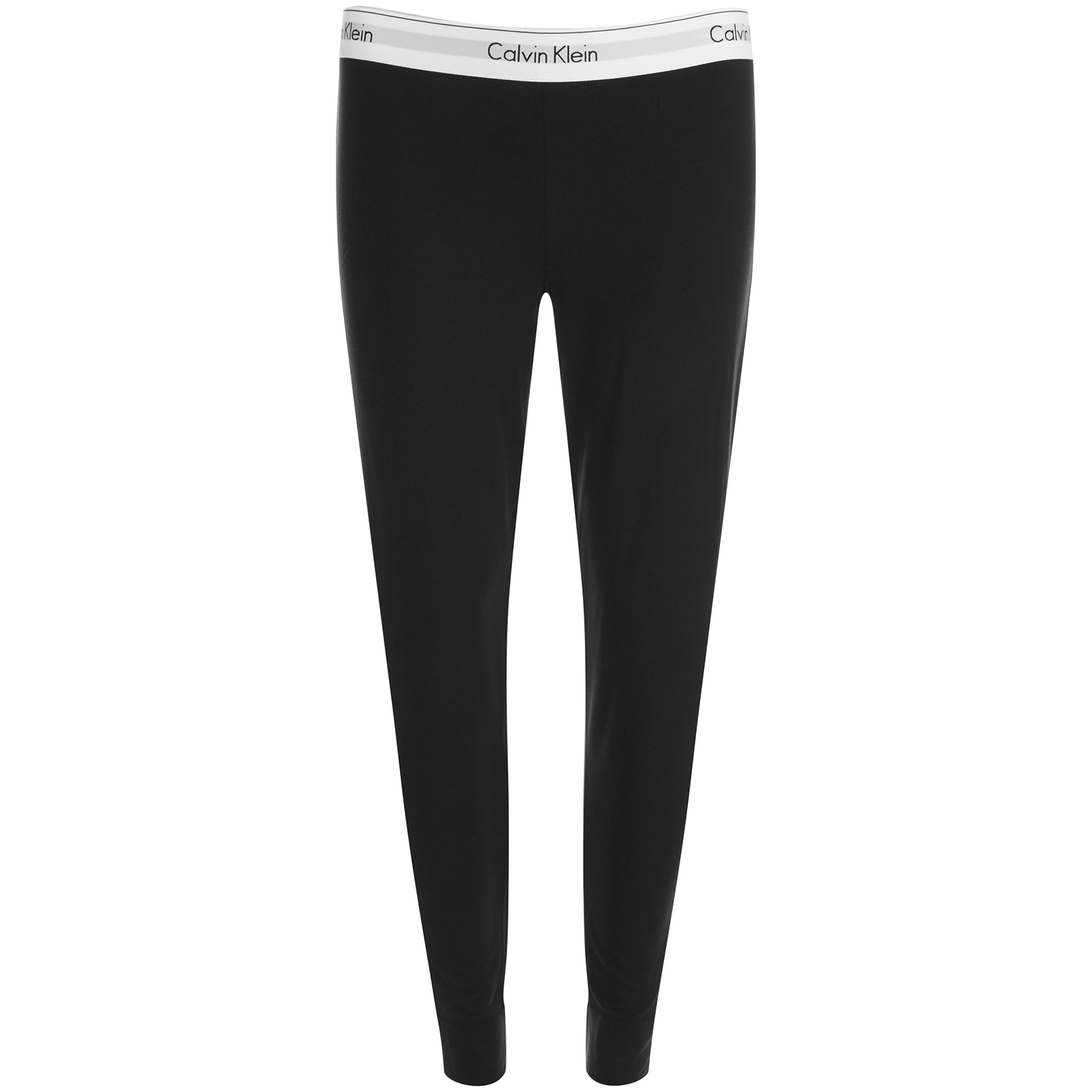 Calvin Klein Women's Modern Cotton Legging Pants - Black - S - Black