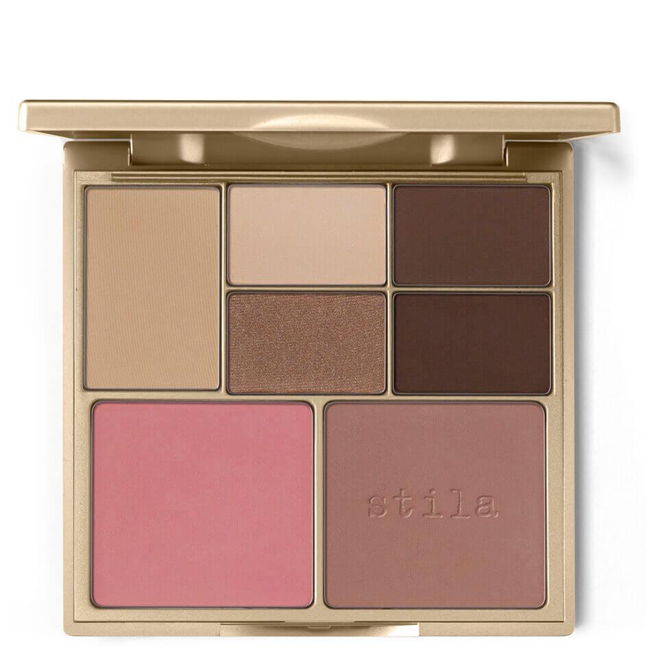 Купить Stila Perfect Me, Perfect Hue Eye & Cheek Palette 14 г - Light/Medium