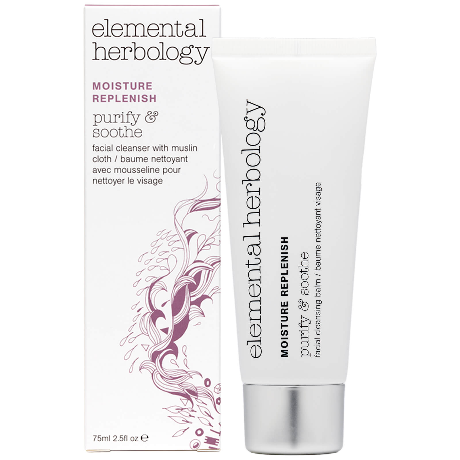 Купить Elemental Herbology Purify and Soothe Cleansing Balm