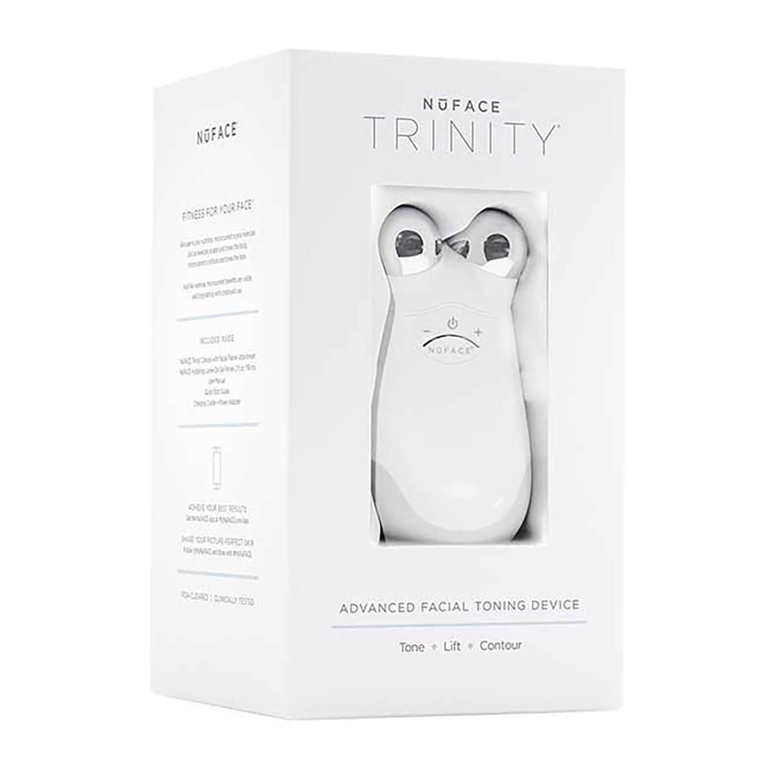 Watch a story about NUFACE TRINITY FACIAL TONING DEVICE