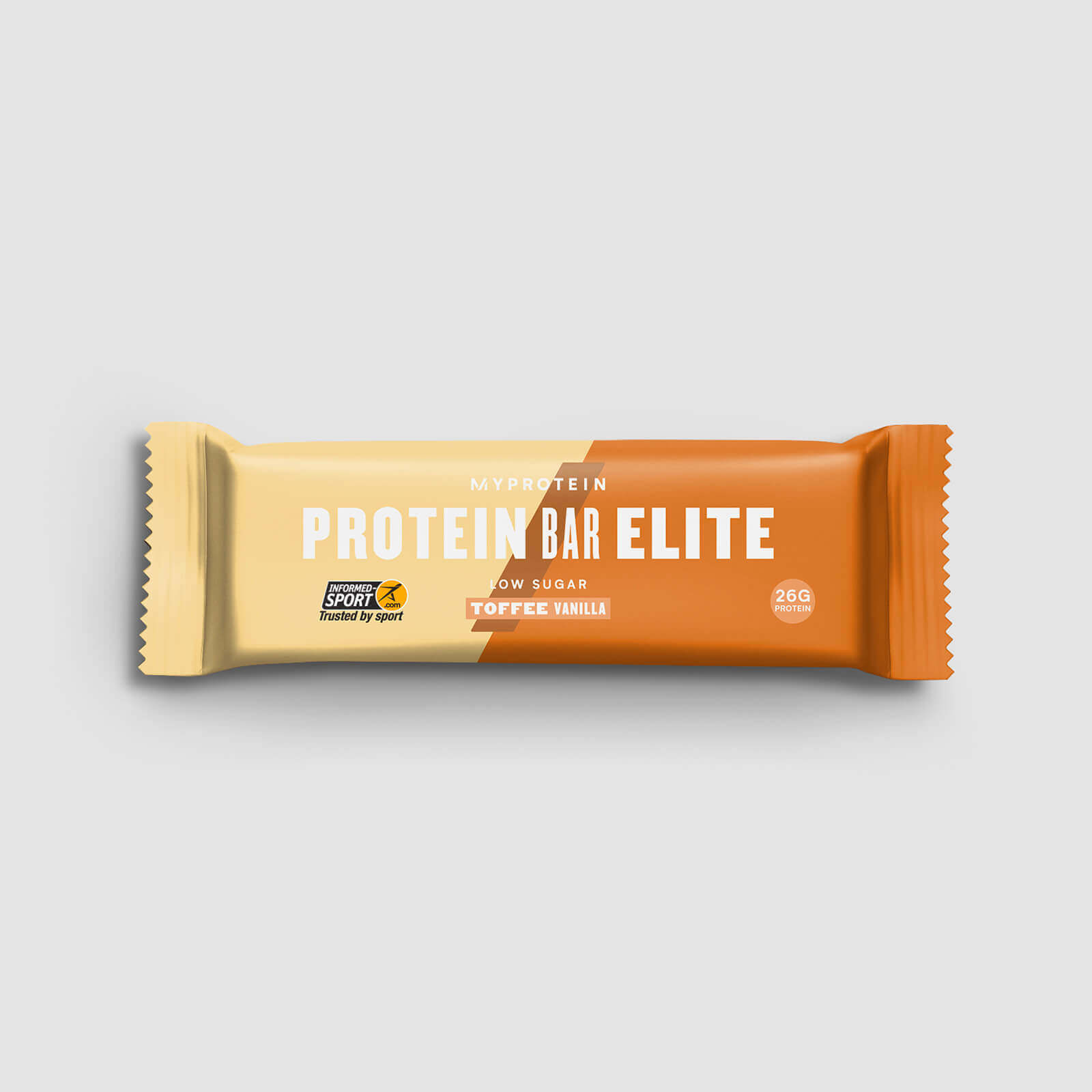 Barre protéinée Elite (Échantillon) - Toffee Vanille