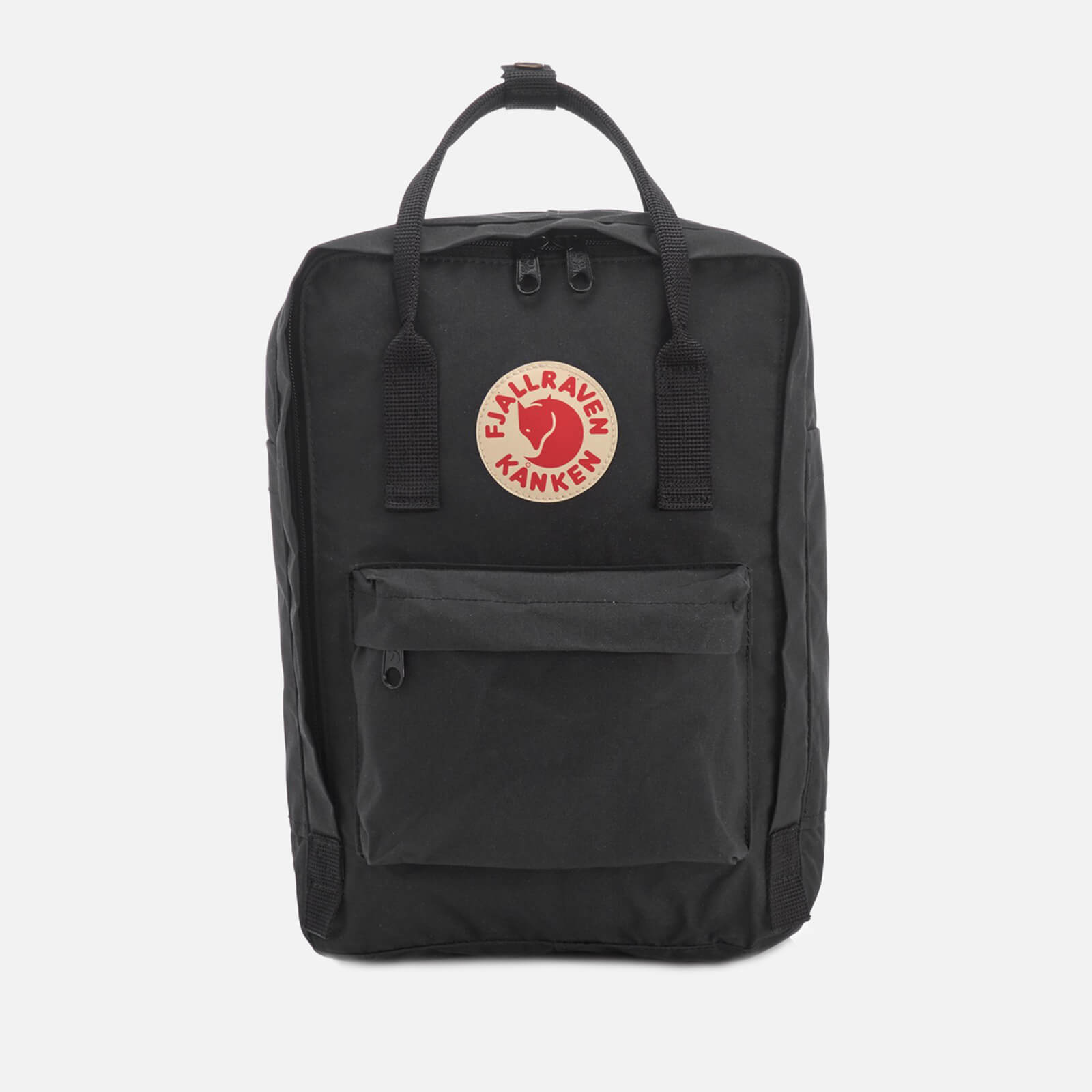 Click to view product details and reviews for Fjallraven Kanken 13 Inch Laptop Backpack Black.