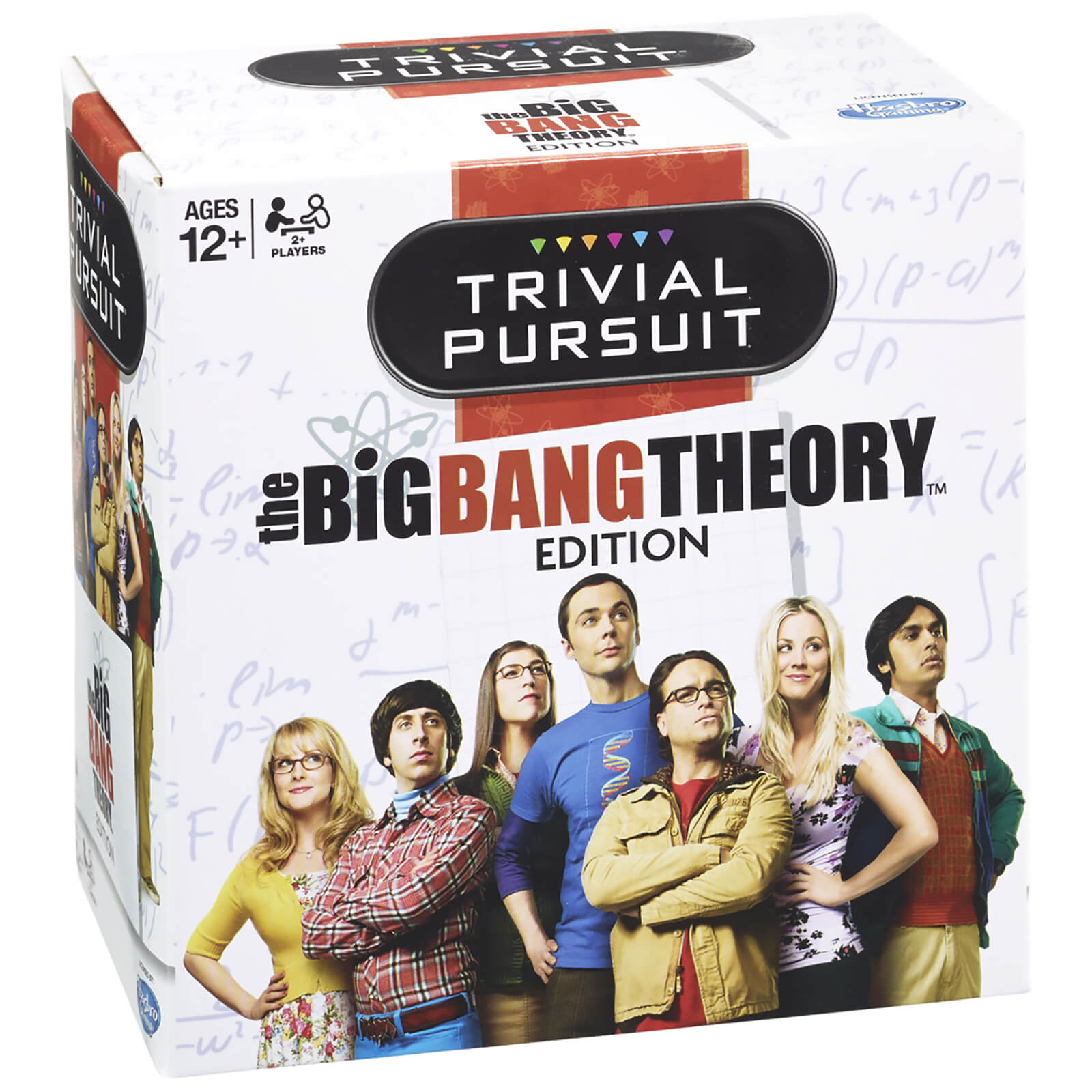 Image of Trivial Pursuit Game - The Big Bang Theory Edition