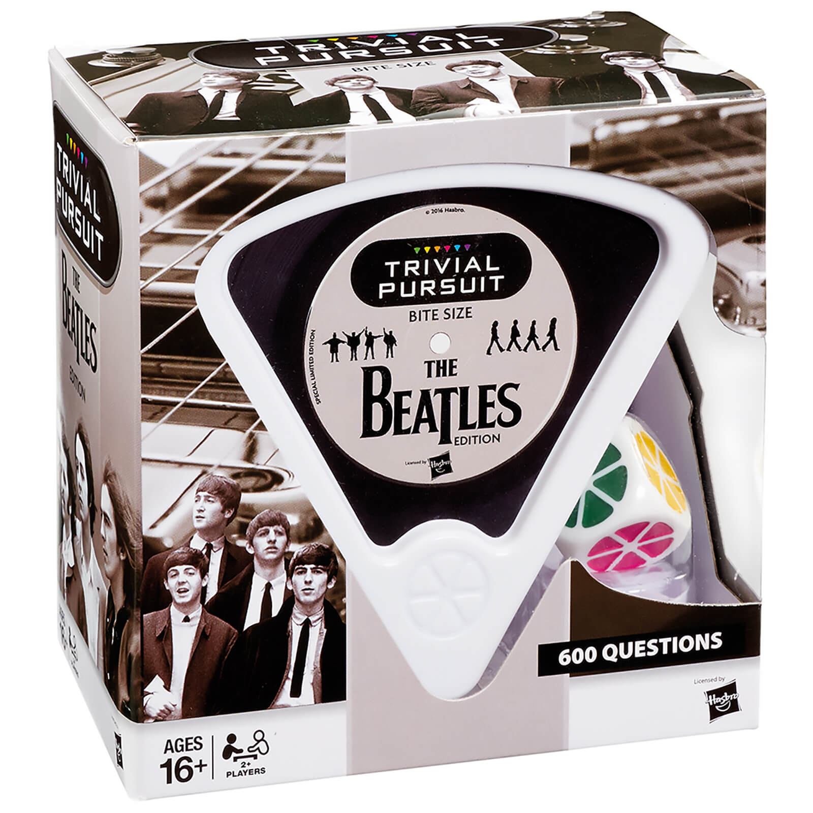 Image of Trivial Pursuit Game - The Beatles Edition