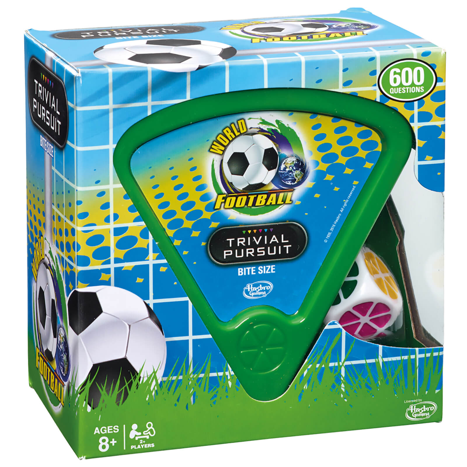 Image of Trivial Pursuit Game - World Football Stars Edition